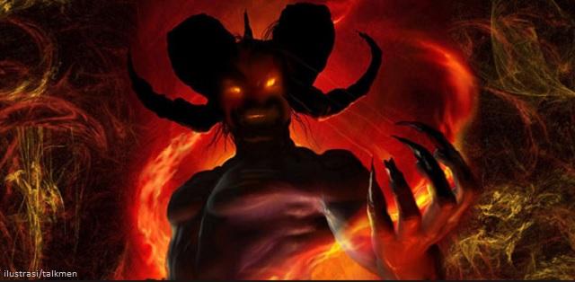 Terompet Setan