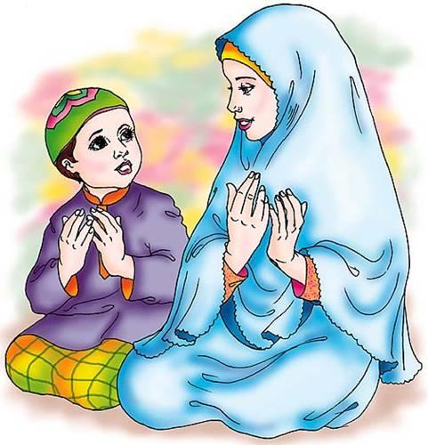 Beberapa langkah dasar dalam mendidik anak yang disarikan dari Al Qur'an dan Sunnah.