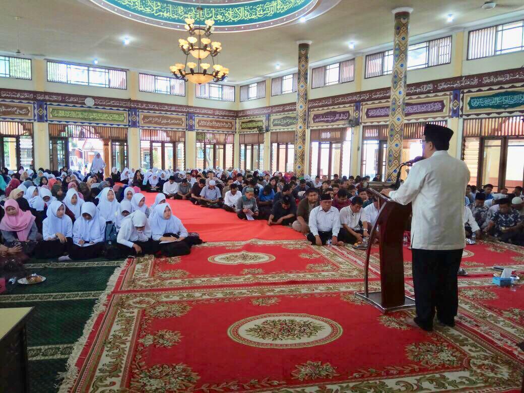 Maulid Nabi Muhammad SAW di Uniersitas Islam As-Syafi'iyah