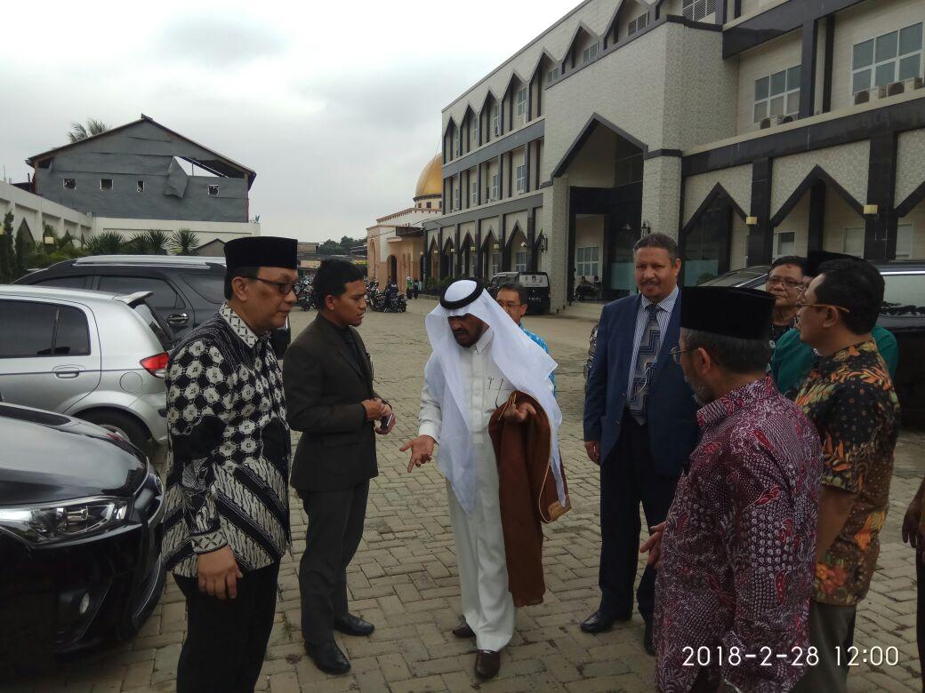 Ketua (Plt) ICMI DKI, SENATOR DAILAMI FIRDAUS Beri Apresiasi & Dukung 'Program Magrib Mengaji'