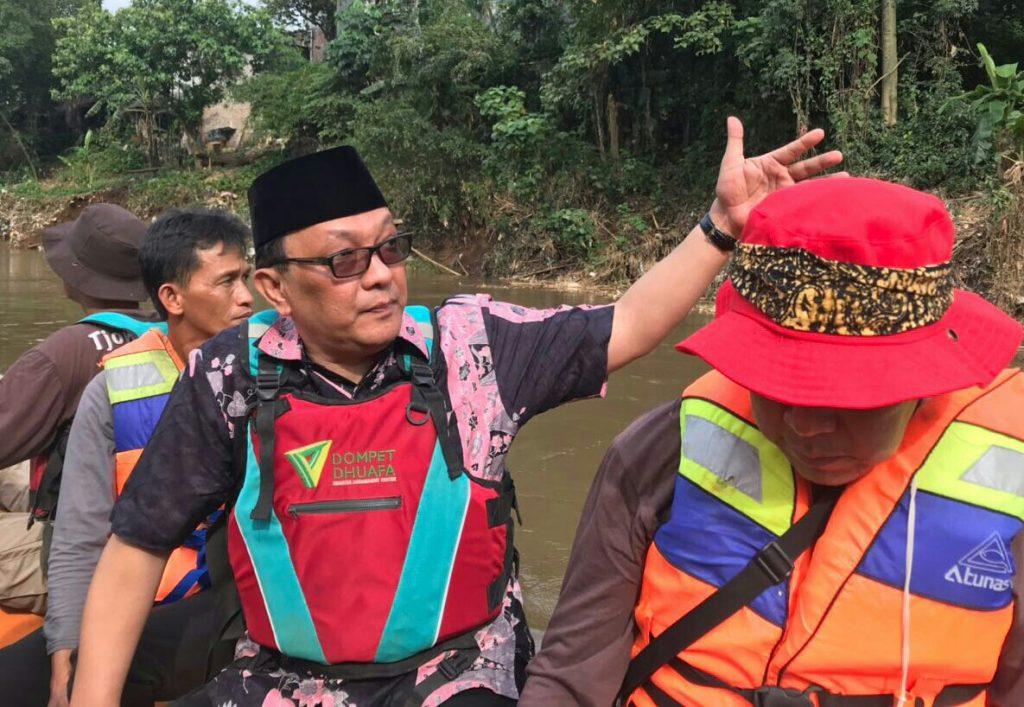 Kali Ciliwung Miliki Potensi Untuk Dijadikan Destinasi Wisata