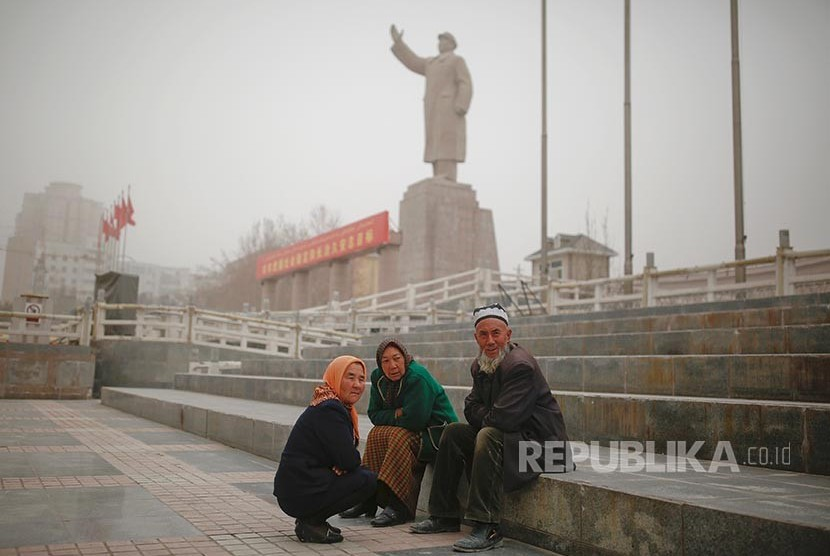 Anggota DPD RI Desak Indonesia Sikapi Kamp Muslim Uighur