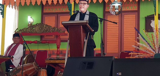 Inspirasi dan Kreasi Hajatan Betawi Universitas Islam AsSyafiiyah