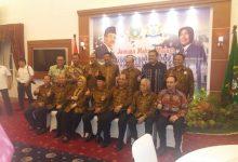 Menghadiri Undangan Pengukuhan KADIN di Rumah Dinas Gubernur Sumatera Utara