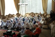 Pengajian Rutin Forum Silaturrahmi Ilmiyah BKMT