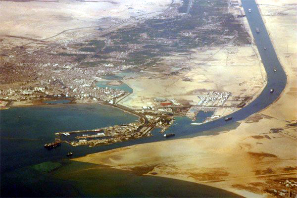 Pembangunan Kanal Suez Ternyata oleh Firaun
