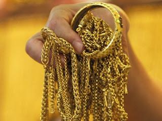 Kenapa Pria diharamkan memakai emas !!!