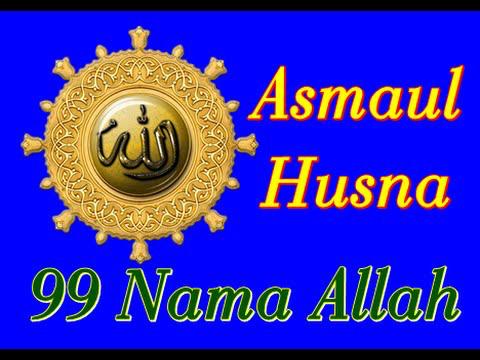 VIDEO: DOA & ASMA'UL HUSNA 99 NAMA-NAMA ALLAH