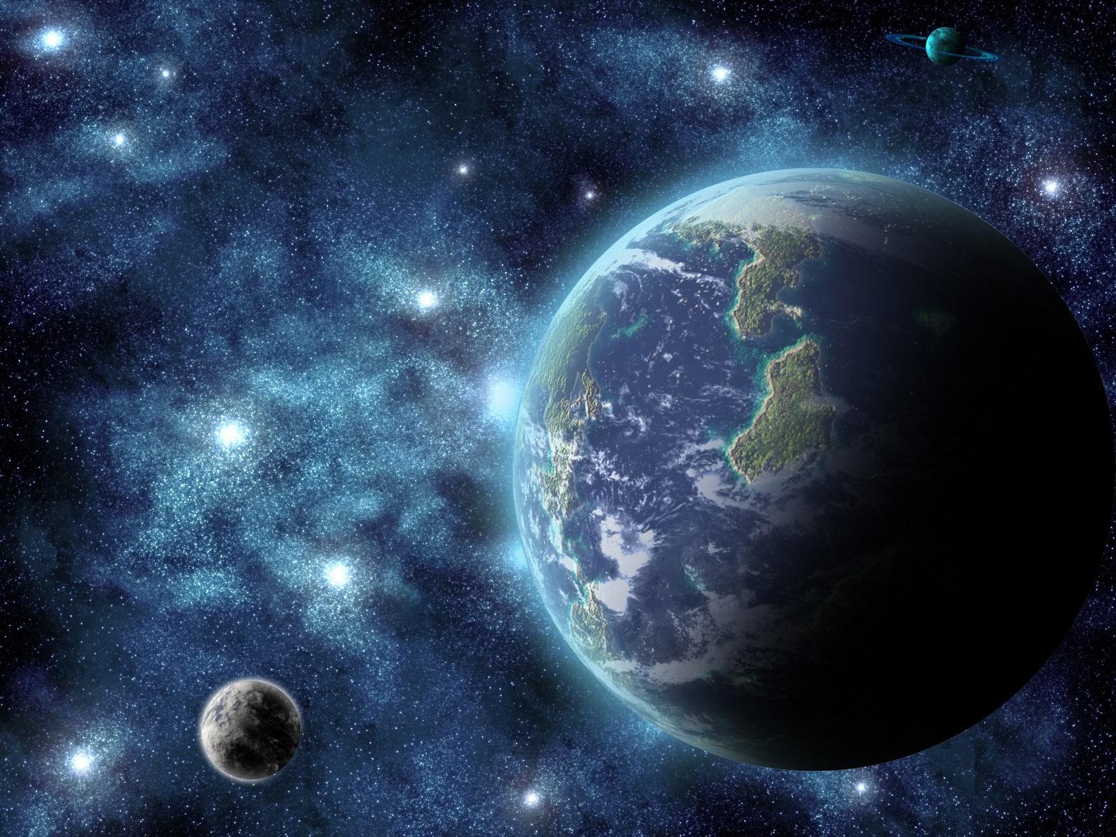 Berapa Besarkah Allah Menciptakan Alam ini