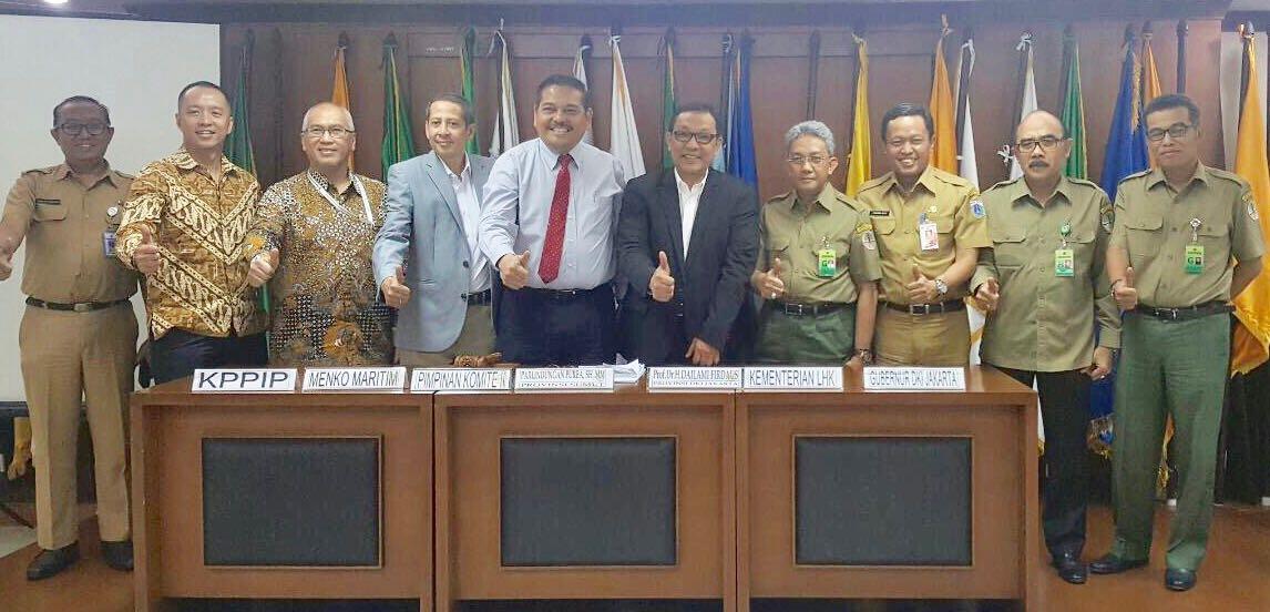 Senator DKI Bang Dailami Siap Mendorong Percepatan Pembangkit Listrik Tenaga Sampah