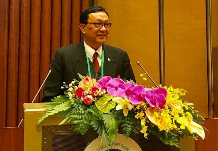 Sidang Tahunan Parlemen Se Asia Pacific Di Hanoi Vietnam