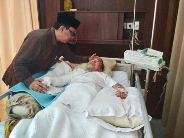 Ulama Betawi KH Saifuddin Amsir Tutup Usia, Jakarta Berduka…