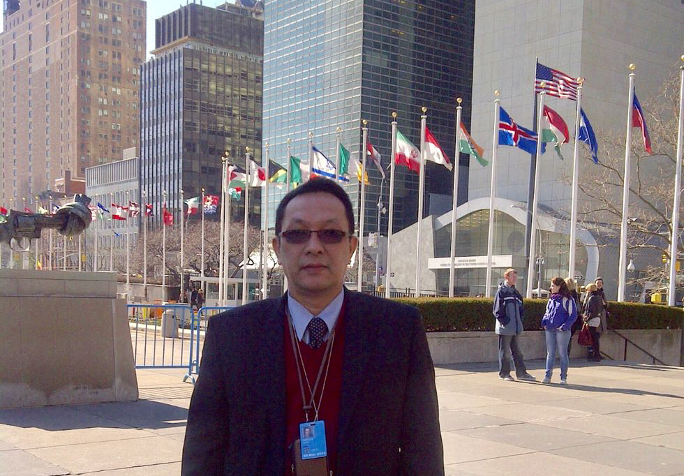 Dailami Firdaus: Hentikan Kamp Penahanan Warga Uyghur!