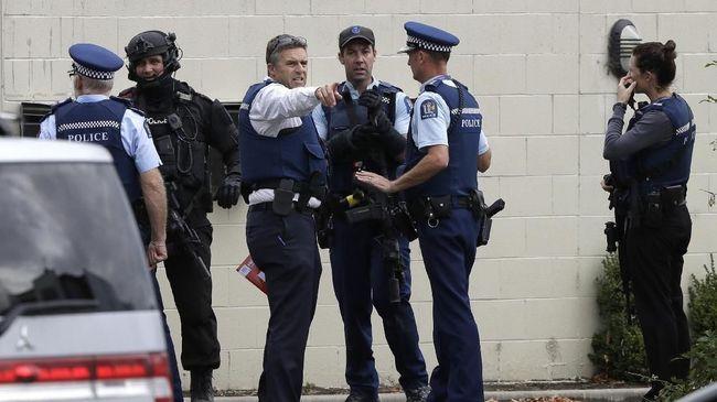 Penembakan Di Masjid Selandia Baru Perbuatan Terkutuk