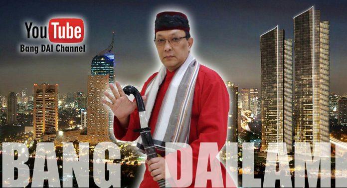 Momentum Pileg & Pilpres 2019, DAILAMI FIRDAUS Ajak Warga Jakarta Gunakan Hak Pilih